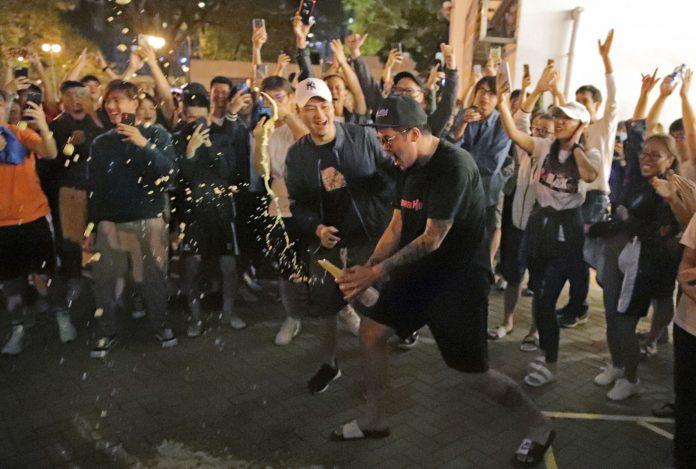 Америка отворено подржала демонстранте у Хонгконгу, Кина протестује