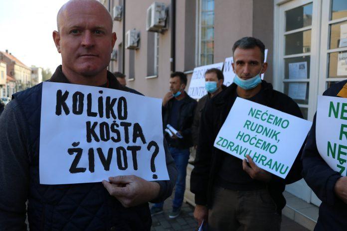 Србија лежи на 10 посто глобалних резерви литијума које стране компаније експлоатишу и трују и народ и природу!