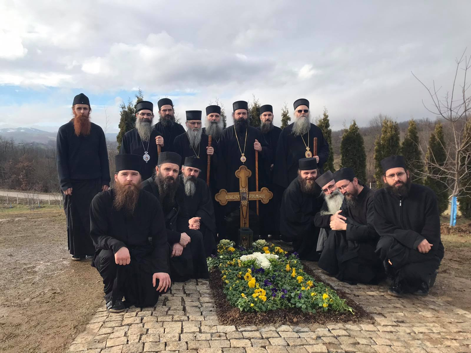 НОВИ ЕПИСКОП РАШКО ПРИЗРЕНСКИ ВЛАДИКА КСЕНОФОНТ